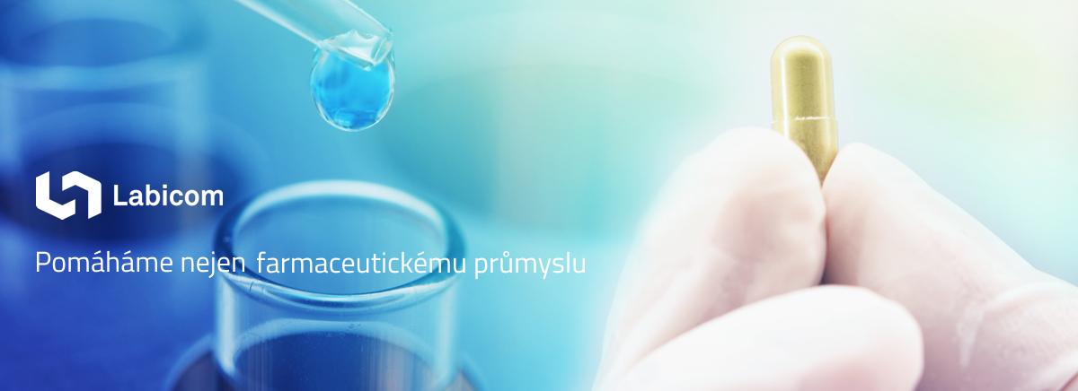 LABICOM - Pomáháme nejen farmaceutickému průmyslu.