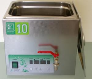 Ultrazvukové vany s elektronickým ovládáním KRAINTEK