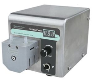 Kompaktní peristaltická pumpa