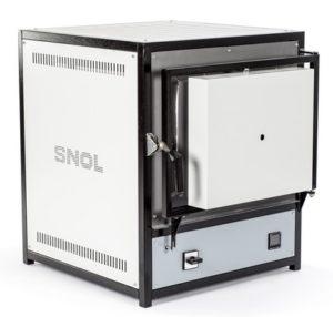 Spalovací pec SNOL uzavřená